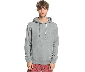 mikina Quiksilver Essentials - SJSH/Light Grey Heather