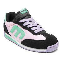 Schuhe Etnies Lo-Cut CB - Black/Pink/Green - women´s