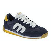 chaussures Etnies Lo-Cut CB - Navy/White/Yellow - men´s