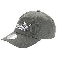 gorra con visera Puma Essential - Ultra Gray/No 1
