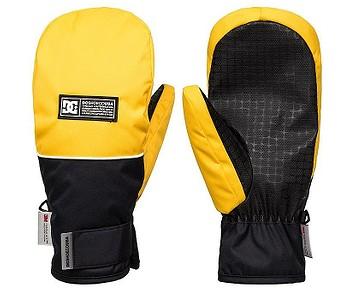rukavice DC Franchise Mitt - YKB0/Lemon Chrome