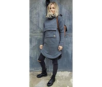 mikina M.ASCH-Be original Warm Extended - Grey