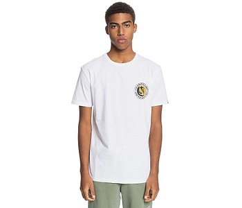 tričko Quiksilver Mellow Phonic - WBB0/White