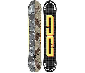 snowboard DC Ply - MUL/Multi