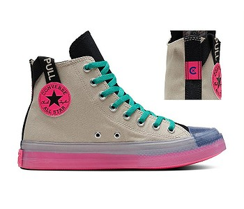boty Converse Chuck Taylor All Star CX Hi - 170137/String/Hyper Pink/Black