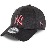 casquette New Era 9FO Shadow Tech 9forty MLB New York Yankees - Black/Pink - men´s
