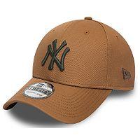 casquette New Era 39T League Essential MLB New York Yankees - Toffee/Walnut - men´s