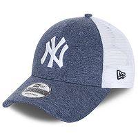 Czapka z daszkiem New Era 9FO Home Field Trucker MLB New York Yankees - Navy