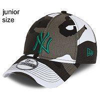 dziecięca czapka z daszkiemNew Era 9FO All Over Camo MLB New York Yankees Youth - Urban Camo
