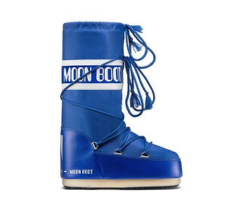 boty Tecnica Moon Boot Nylon - Electric Blue