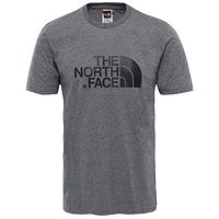 T-Shirt The North Face Easy - TNF Medium Grey Heather STD - men´s