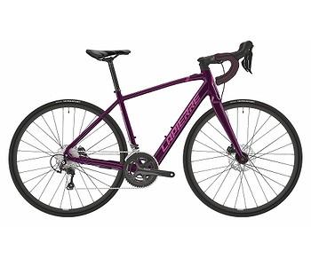 elektrokolo Lapierre eSensium 3.2 W M250 250wh - Purple/Pink