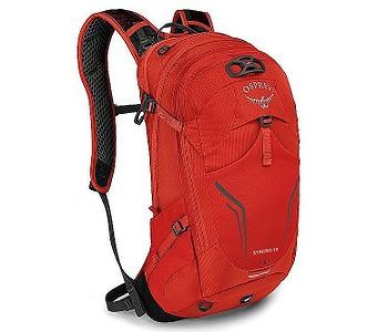 batoh Osprey Syncro 12 - Firebelly Red