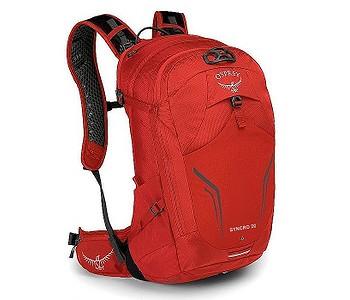 batoh Osprey Syncro 20 - Firebelly Red