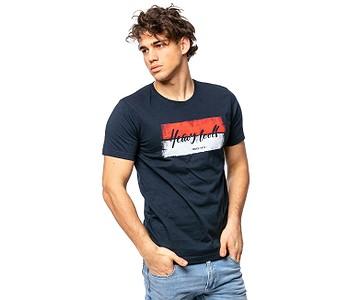 tričko Heavy Tools Misive - Navy