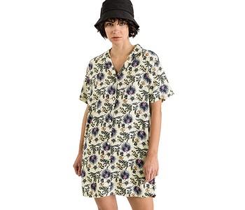šaty Vans Califas - Marshmallow