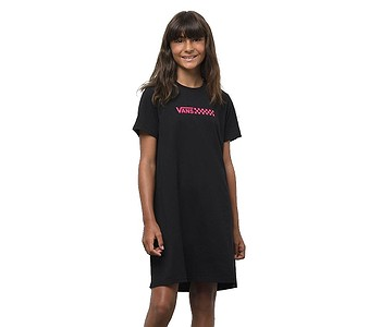 šaty Vans Chalkboard - Black