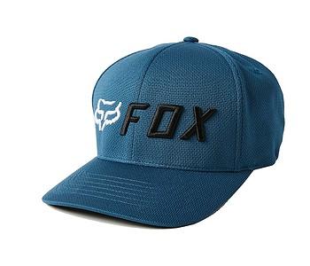 kšiltovka Fox Apex Flexfit - Dark Indigo