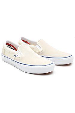 boty Vans Skate Slip-On - Off White