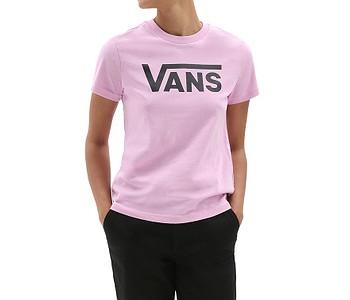 tričko Vans Flying V Crew - Orchid