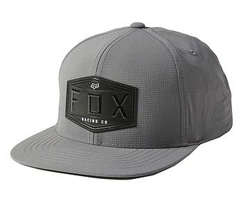 kšiltovka Fox Emblem Snapback - Petrol