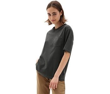 tričko Vans Pocket V - Black