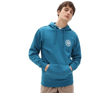 mikina Vans Tried And True Pullover - Moroccan Blue