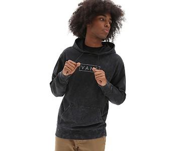 mikina Vans Easy Wash Pullover - Black
