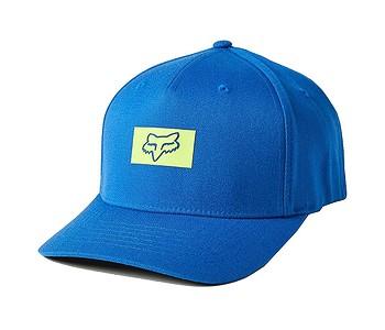 kšiltovka Fox Standard Flexfit - Royal Blue