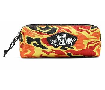 pouzdro Vans OTW Pencil Pouch - Flame Camo