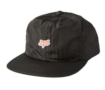 kšiltovka Fox Volpetta Snapback - Black