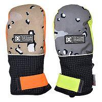 Handschuhe DC Franchise Mitten SE - XCSW/Repurpose Multi Camo/Opticool - men´s