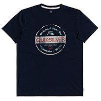 T-shirt Quiksilver From Days Gone - BYJ0/Navy Blazer - men´s