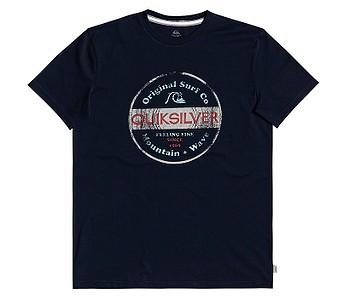 tričko Quiksilver From Days Gone - BYJ0/Navy Blazer
