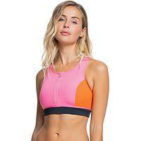 BH Roxy Roxy Fitness New Sporty - MHY0/Pink Lemonade - women´s