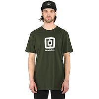 T-Shirt Horsefeathers Fair - Olive - men´s