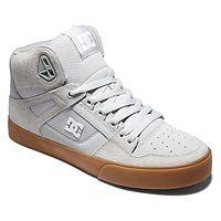shoes DC Pure High -Top WC - 2GG/Grey/Gum - men´s