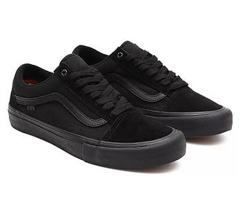 boty Vans Skate Old Skool - Black/Black