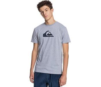 tričko Quiksilver Comp Logo - SGRH/Athletic Heather