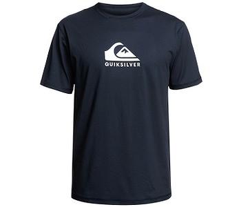 tričko Quiksilver Solid Streak EU - BYJ0/Navy Blazer