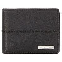 Brieftasche Quiksilver Stitchy 3 - KVJ0/Black Black - men´s