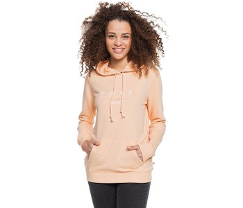 mikina Roxy Day Breaks Hoodie Terry A - NEZ0/Apricot Ice