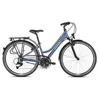 "bicycle Kross Trans 2.0 28"" - Blue/White - women´s"
