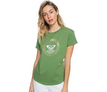 tričko Roxy Epic Afternoon Corpo - GNT0/Vineyard Green