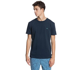 tričko Quiksilver Essentials - BYJ0/Navy Blazer