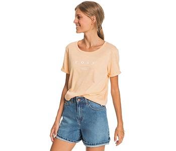 tričko Roxy Oceanholic - NEZ0/Apricot Ice