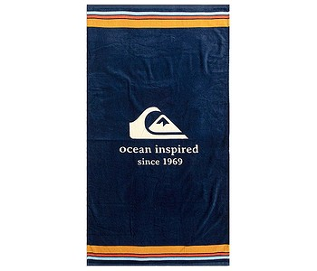 osuška Quiksilver Sportsline Towel - BSG0/Sargasso Sea