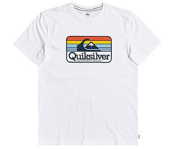 tričko Quiksilver Dreamers Of The Shore - WBB0/White