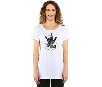 tričko Horsefeathers Coleen - White