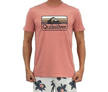 tričko Quiksilver Dreamers Of The Shore - MKT0/Desert Sand